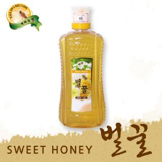 [백화농원] 스위트 허니 국내산 벌꿀 2kg