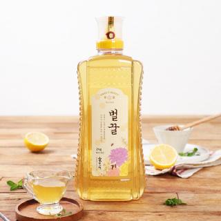 [산내들농원] 달콤 향긋 국내산 벌꿀 2kg