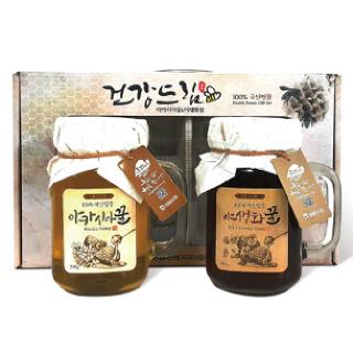 영월농협 동강마루 건강드림 꿀선물세트