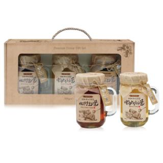 영월농협 동강마루 축복드림 꿀선물세트