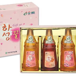 거창북부농협 하성벌꿀 선물세트 7호