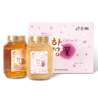 거창북부농협 하성벌꿀 선물세트 1호
