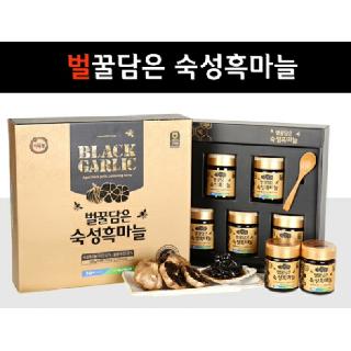 새남해농협 벌꿀담은 숙성흑마늘 150g*5병