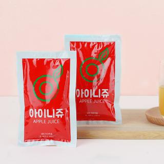 [국내산 사과 100%]아이니쥬 사과즙 100ml x 50포
