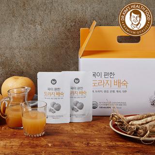 김재식 목이 편한 도라지 배숙 50팩*2박스