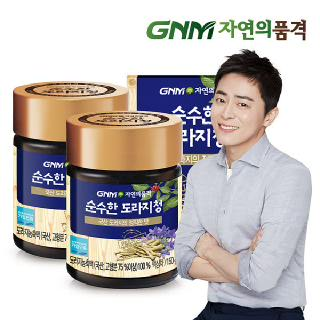 GNM자연의품격 순수한 도라지청 2병(300g)