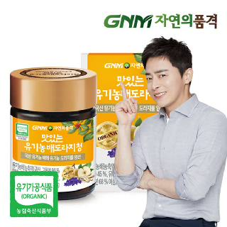 GNM자연의품격 맛있는 유기농 배도라지청 1병