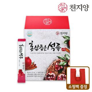 천지양 홍삼품은 석류 스틱 10mL x 30포 (300mL)