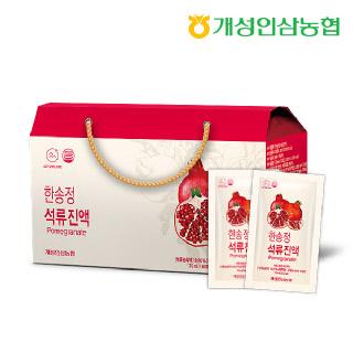 개성인삼농협 한송정 석류진액 70ml*30포