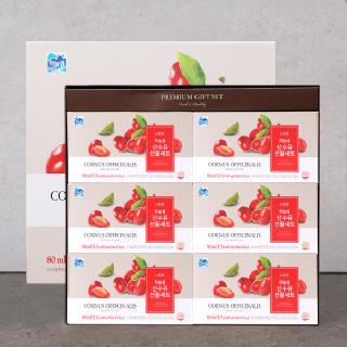 [하늘샘] 산수유 선물세트 80ml x 30포