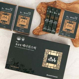 [김포파주인삼농협] 6년근 홍삼으로 만든 홍삼정 에너진스틱 10ml x 30포