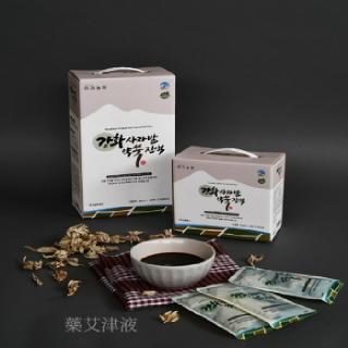 [마리농장] 강화 사자발 약쑥 진액 (14,30포)