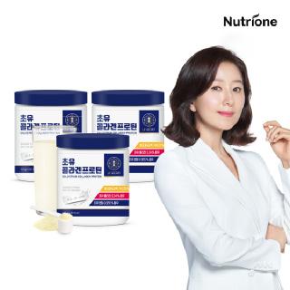 [뉴트리원] 김희애 르시크릿 초유 콜라겐 프로틴 3통/6주분