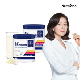 [뉴트리원] 김희애 르시크릿 초유 콜라겐 프로틴 2통/4주분