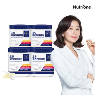 [뉴트리원] 김희애 르시크릿 초유 콜라겐 프로틴 4통/8주분