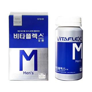 [고려은단] 비타플렉스 포 맨 종합비타민 120정