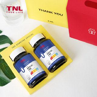 TNL 티앤엘 프라임 오메가3 골드 2개 선물세트