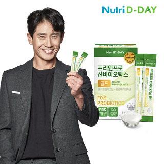뉴트리디데이 프리앤프로 신바이오틱스 골드 1박스 (1개월분)