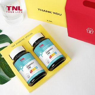 TNL 티앤엘 프라임 프로바이오틱스17 2개 선물세트