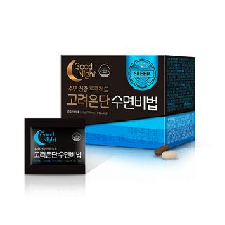 [고려은단] 수면비법 30포+추석한정 쇼핑백