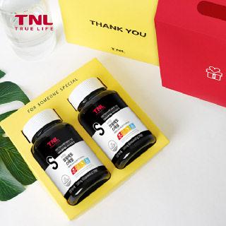 TNL 티앤엘 프라임 쏘팔메토 2개 선물세트