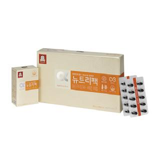 [정관장] 쇼핑백증정 / 알파프로젝트 뉴트리팩 600mg*120캡슐