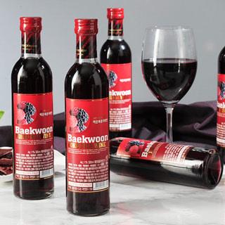 백운주가 복분자 와인 300ml*6병