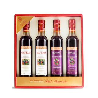 나비골농협 레드마운틴 7호 복분자 선물세트