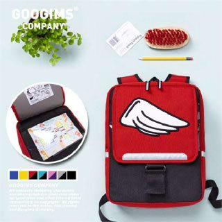 (현대Hmall)[하프클럽/구김스]구김스 373 플라이 플래쉬 노트북 스쿨백팩 (G16ZMBA210)