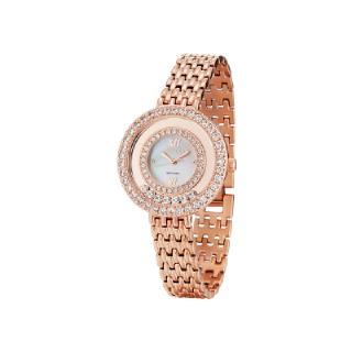 하드 로얄 트윈 문 시계 핑크 WR005MWPK