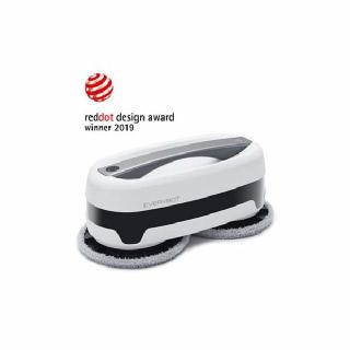 [에브리봇] 무선 물걸레 로봇청소기 (EDGE/분섬사패드2장+극세사패드2장)