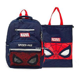 (현대Hmall)스파이더맨 초등학생 신학기 가방+보조가방 세트 입학선물