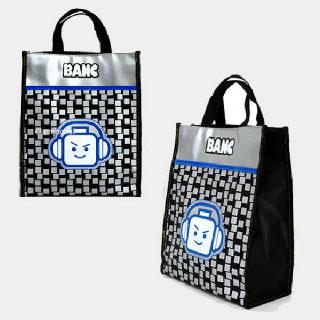 (현대Hmall)BANC 신학기 초등학생 다용도 보조가방 실내화 가방_S