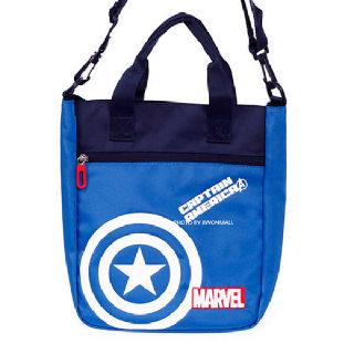 (현대Hmall)캡틴아메리카 초등학생 보조가방 신발가방 신발주머니 가방