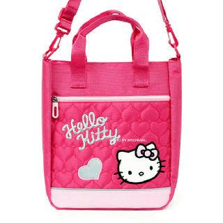 (현대Hmall)헬로키티 여아용 보조가방 신발가방 초등학생 신발주머니 가방_핑크
