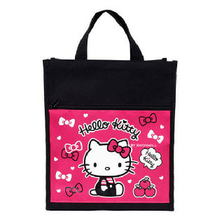 (현대Hmall)헬로키티 여아용 보조가방 신발가방 초등학생 가방