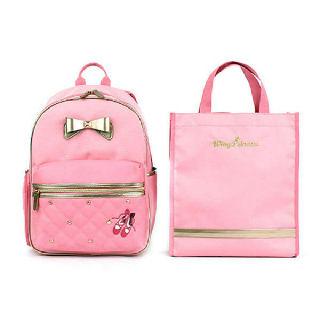 (현대Hmall)프린세스 여아용 책가방세트 신학기가방 가방+보조가방 학생가방