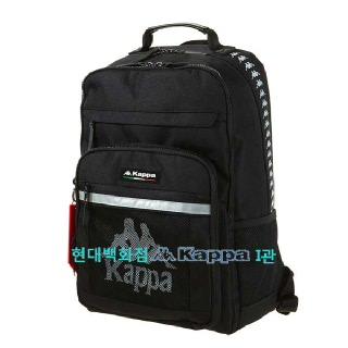 (현대백화점1관)카파KJBG153UN-BLK(블랙) 공용 백팩 신학기가방노트북 학생 책가방(25L)