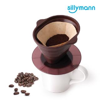 [실리만] 실리콘 접이식 커피드립퍼 WSK418