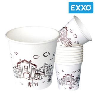 (현대Hmall)국내산 무형광천연펄프 엑소종이컵 2000개