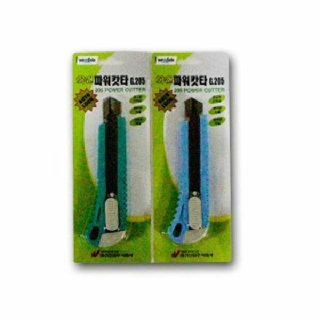 (현대Hmall)파워 캇타 사무용 컷터칼 캇타칼 카타칼 커터칼