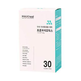 (현대Hmall)맥스힐 프로바이오틱스 30일분 강아지유산균