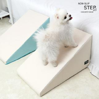 (현대Hmall)강아지 슬라이드계단 슬개골탈구 예방 고관절보호 미끄럼방지 논슬립스텝