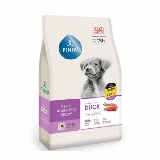 (현대Hmall)국내산 피니키 강아지 건식사료 가수분 해 오리 2kg