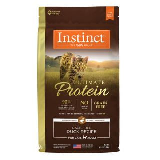 (현대Hmall)생식본능 얼티밋 오리 캣 1.8kg 고양이사료