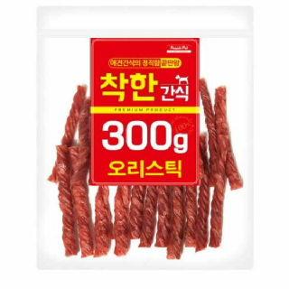 (현대Hmall)[착한간식] 오리스틱 300g x5개 강아지간식