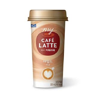 [기프티쇼]gs25 매일)카페라떼마일드