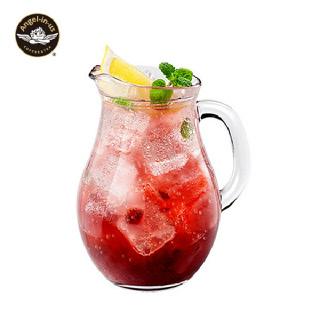 [기프티쇼][엔제리너스 커피]딸기 스파클링 에이드(R)