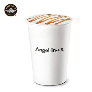 [기프티쇼][엔제리너스 커피]카라멜 마끼아또(S)