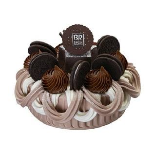 [기프티쇼]배스킨라빈스 더블 초콜릿 블러섬